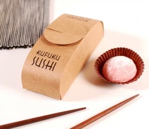 Mini mochi box
