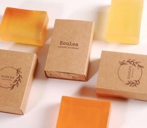 Schachtel für feste Seife