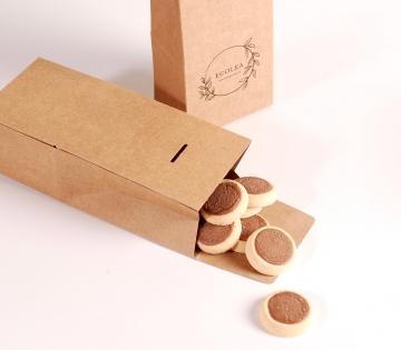 Scatola per biscotti bio