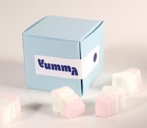 Caja para caramelos para eventos