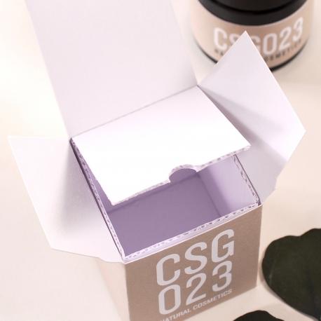 Square cardboard holder