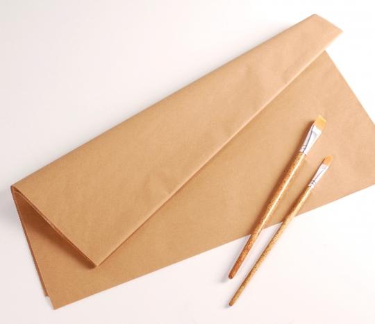 Carta manila color kraft