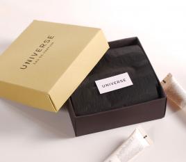 Caja cuadrada de regalo