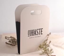 Original cardboard gift bag