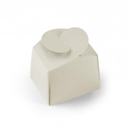 Individual box for chocolates